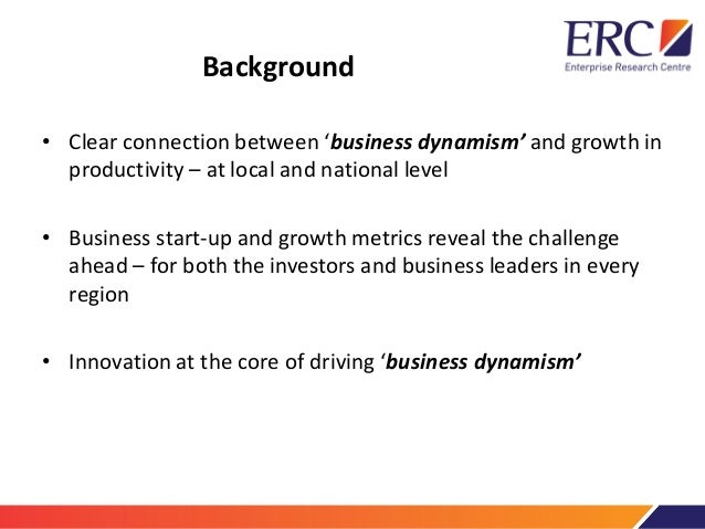 Solving the UK's Productivity Problem against the backdrop of Brexit - challenges and opportunities for small businesses Slide 2
