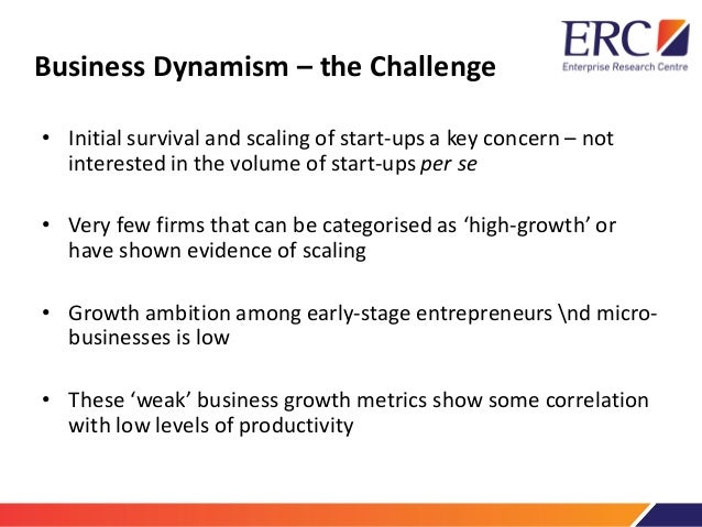 Solving the UK's Productivity Problem against the backdrop of Brexit - challenges and opportunities for small businesses Slide 3
