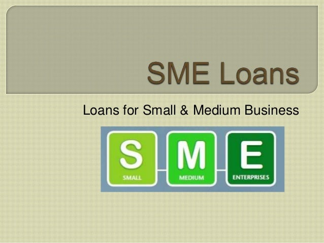 Loans for Small & Medium Business