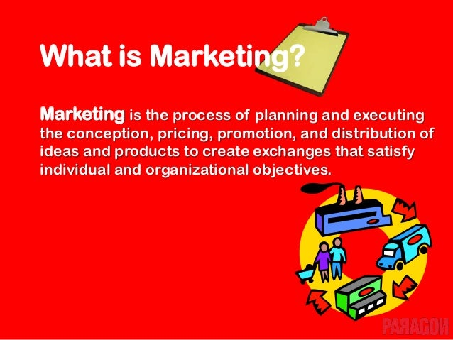What is a product? Products – goods, services or idea that have monetary value. (satisfy customer needs). Watch the produc...