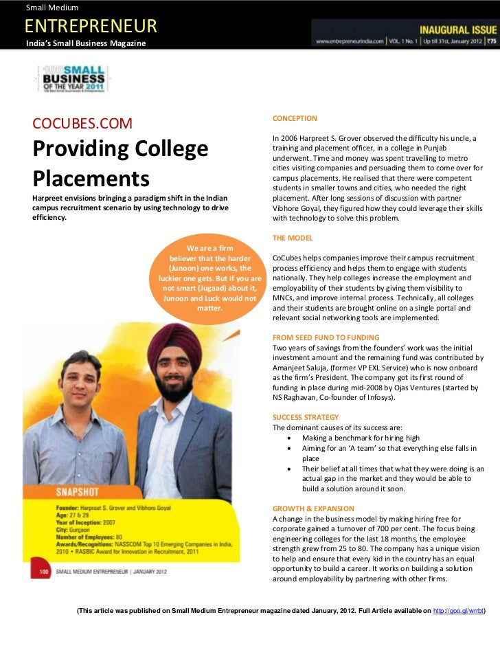Small MediumENTREPRENEURIndia's Small Business Magazine                                                                   ...