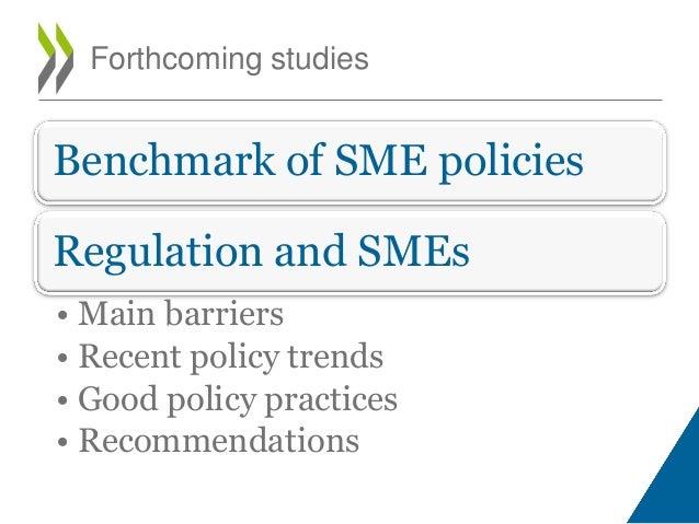 Studies on the internationalisation of SMEs