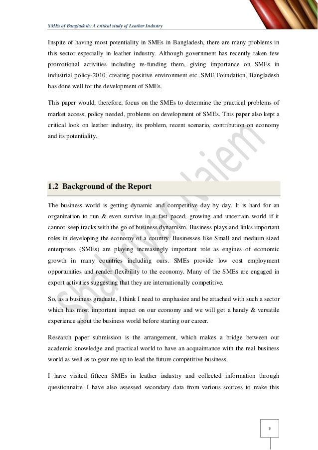Footwear industries in bangladesh problems