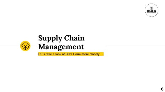 A Look Into Melbourne S Small Business Supply Chain Practice