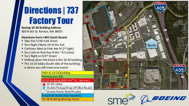 Sme Tour Information Packet