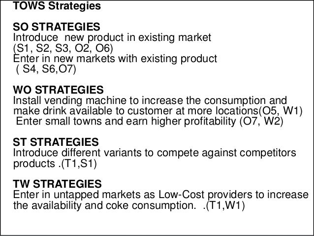 internal challenges for coca cola Coca-cola co thought it had a deal with the us internal revenue service on how much the company charged foreign affiliates for the rights to make and sell coke products abroad then in september 2015 a letter from the irs arrived at coca-cola's atlanta headquarters with a bill for back taxes.