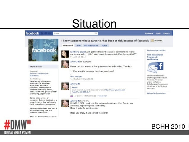 Situation BCHH 2010