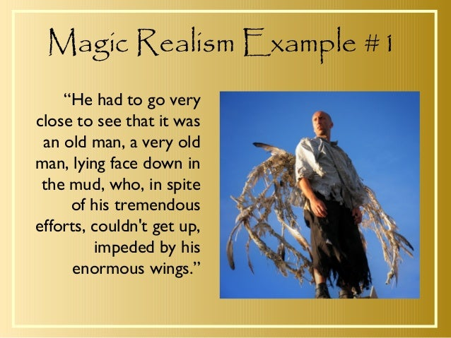 use of magic realism in chronicle List of famous magic realism books, listed alphabetically with jacket cover images of the books when available this story has been considered as a main example of the current of magic realism in japanese as with his previous books, rushdie used magical realism and relied on more.