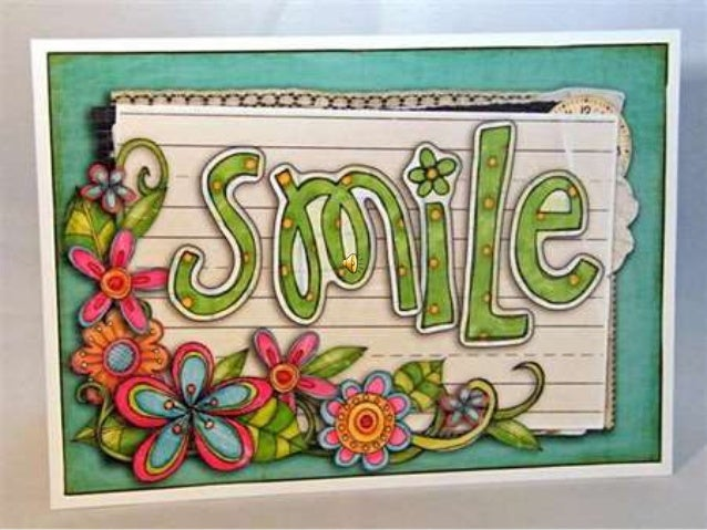 Here is a story is to remind you to always smile and be cheerful!