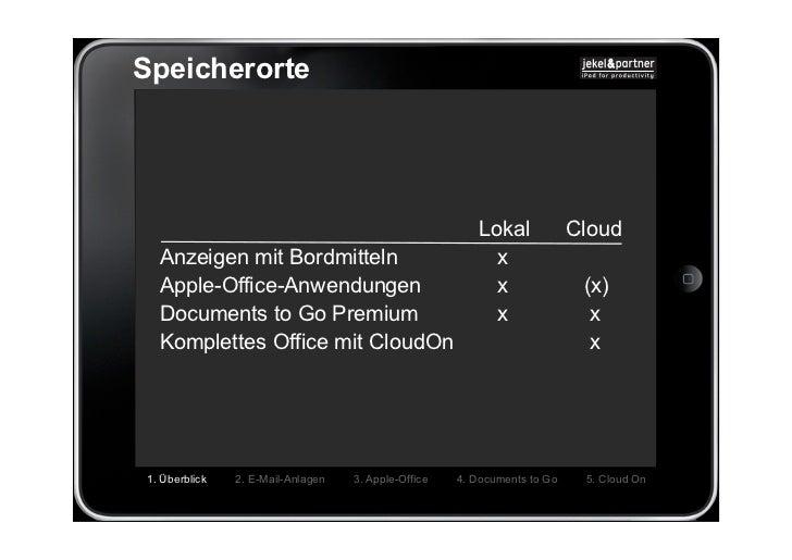 Speicherorte                                                        Lokal             Cloud  Anzeigen mit Bordmitteln     ...