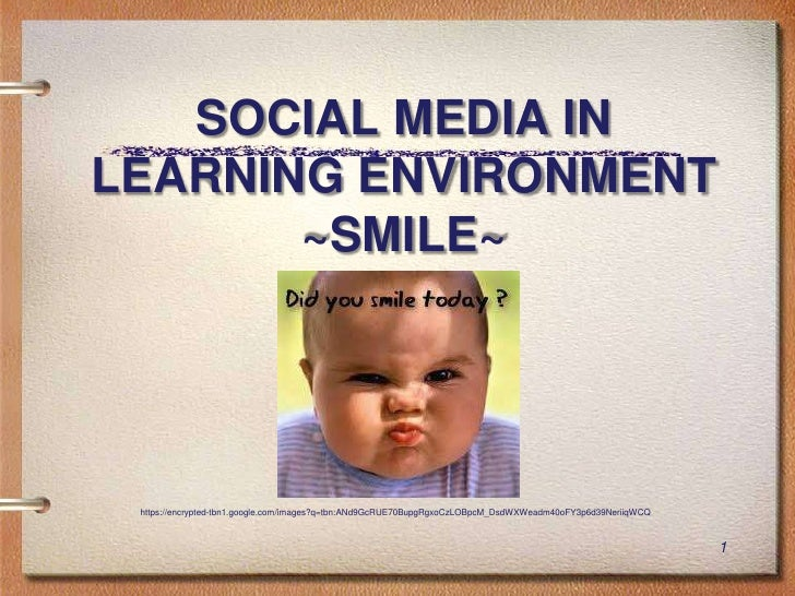 SOCIAL MEDIA INLEARNING ENVIRONMENT       ~SMILE~ https://encrypted-tbn1.google.com/images?q=tbn:ANd9GcRUE70BupgRgxoCzLOBp...