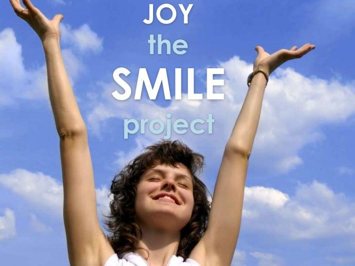 JOYtheSMILEproject<br />