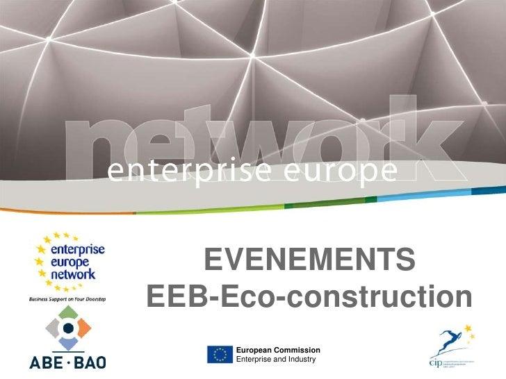 S minaire international et eco construction g n ral fr - Salon eco construction ...