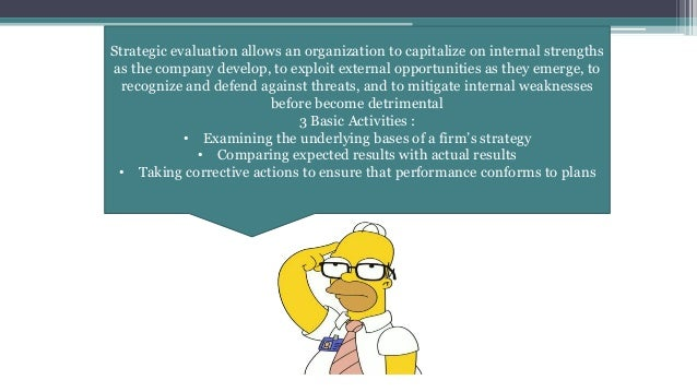 evaluating strategic management essay Strategic management case study report: saudi aramco: free case studies   appendix 1 displays the result of internal factors evaluation (ife) of saudi.