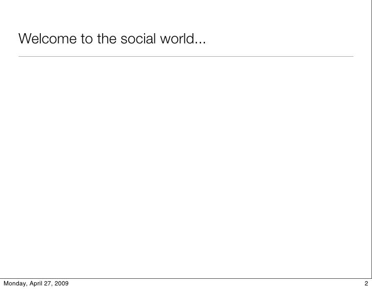 Social Media Principles II Slide 2