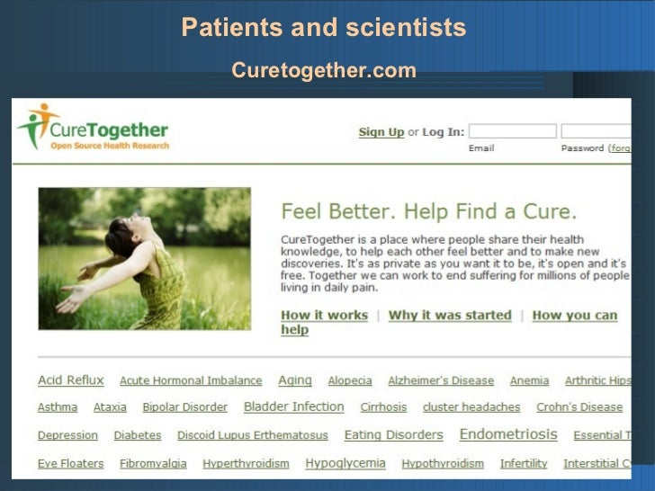The impact of web 2.0 on medicine and healthcare