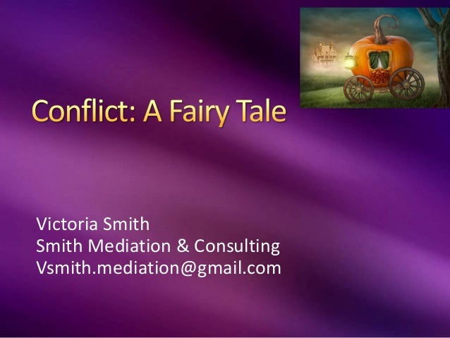 Victoria Smith Smith Mediation & Consulting Vsmith.mediation@gmail.com