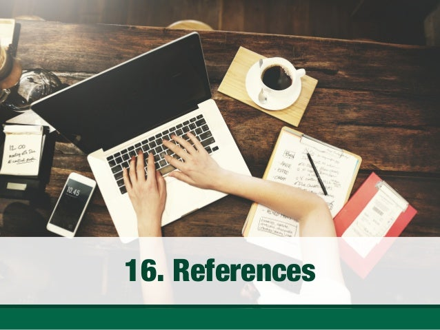 Awesome References; 20. Throughout Resume No Nos