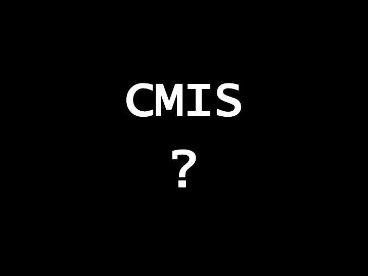 Smith & Cmis : Une histoire commune Slide 2