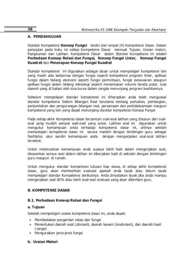 Contoh Soal Himpunan Uraian Syd Thomposon 2012