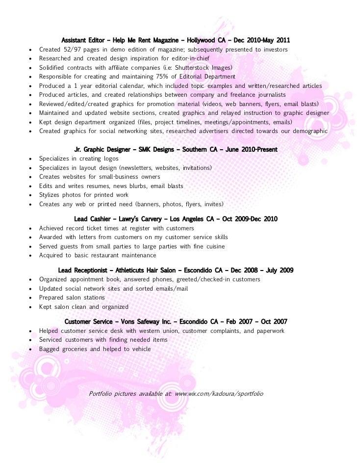 resume editor service - Selo.l-ink.co