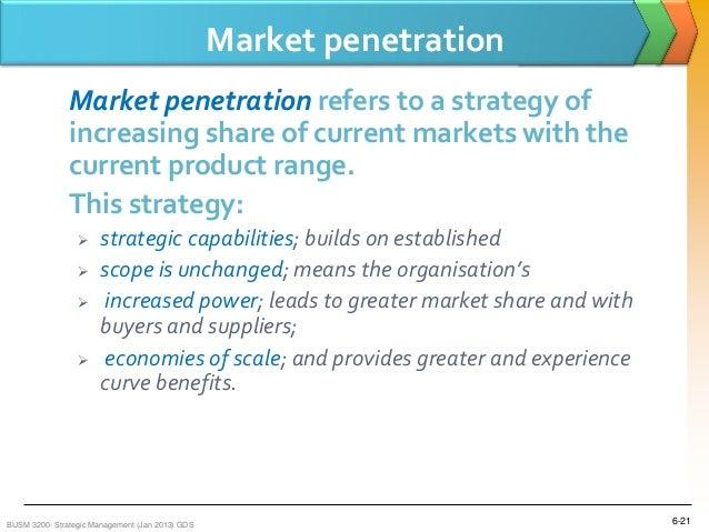 Definition market penetration