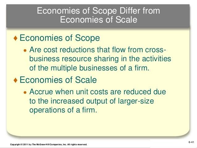 economies of scope - photo #9