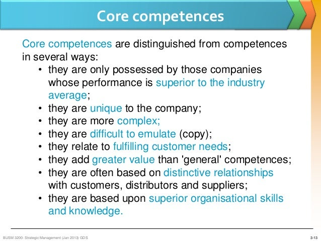 dollar general distinctive competencies At the present time dollar general make strategic use of its core competencies –  leadership under the ceo, product selection expertise in.