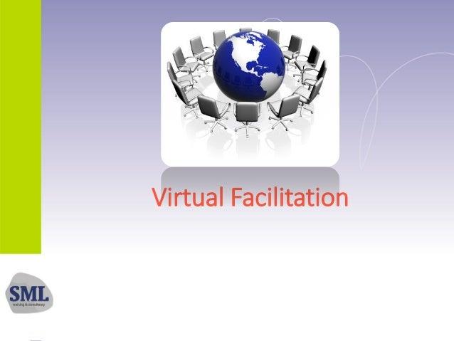 Virtual Facilitation