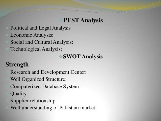 pest of pepsi in pakistan Pest analysis political analysis: as the chinese government is not satisfied with the food quality and safety in china for it's people, the chinese government.