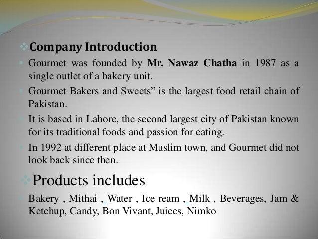Marketing Plan of Gourmet Cola
