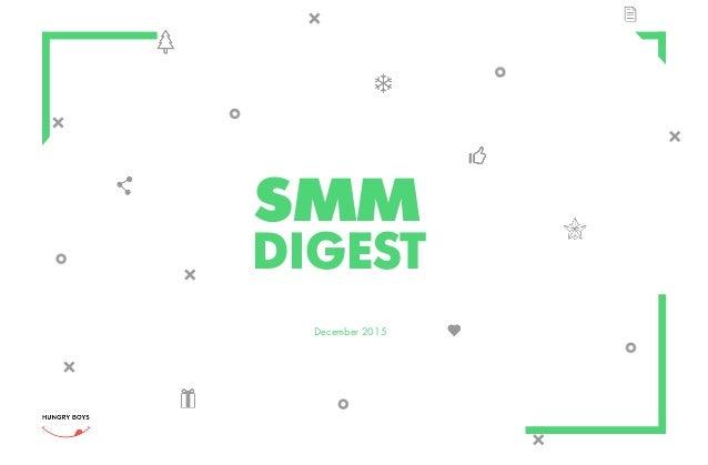 SMM DIGEST December 2015
