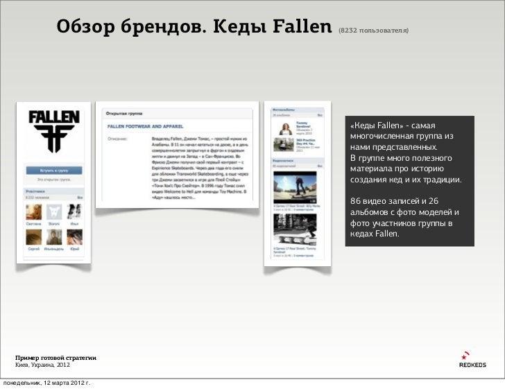 Обзор брендов. Кеды Fallen   (8232 пользователя)                                                 «Кеды Fallen» - самая    ...