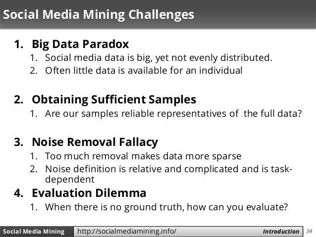 34Social Media Mining Measures and Metrics 34Social Media Mining Introductionhttp://socialmediamining.info/ Social Media M...