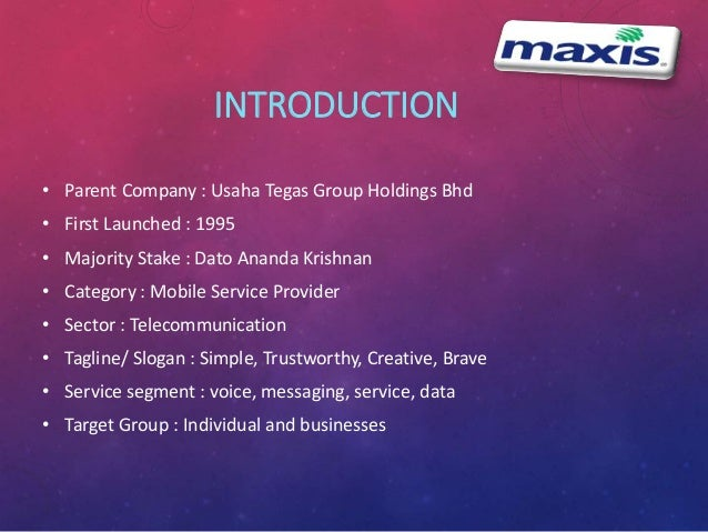 """maxis swot Competition hots up for big 3 telcos share this story """"maxis has suffered from customer dissatisfaction and celcom has just happened to be there with more."""