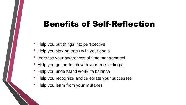 How Self-Reflection Can Make You a Better Leader