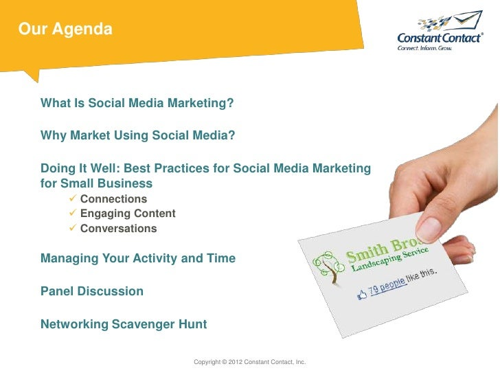 Social Media Made Simple Slide 3