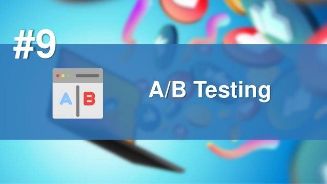 A/B Testing #9