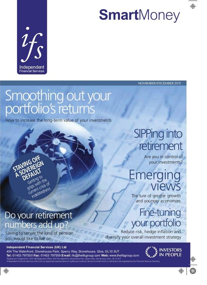 SmartMoney              Independent               Financial Services                                                      ...