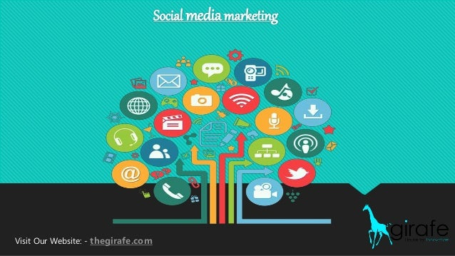 Social mediamarketing Visit Our Website: - thegirafe.com