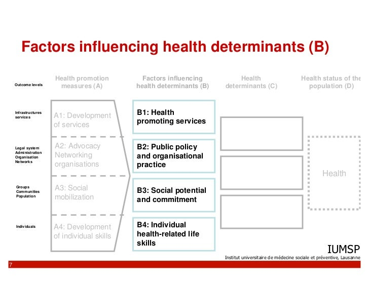 factors promoting health & safety essay Promoting healthy living in latin america and the caribbean : governance of  multisectoral activities to prevent risk factors for.