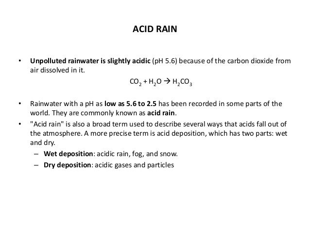 a description of acid rain which is a serious problem with disastrous effects Description: acid rain view more acid rain  air pollution can have serious  air pollution has many disastrous effects that need to be curbed.