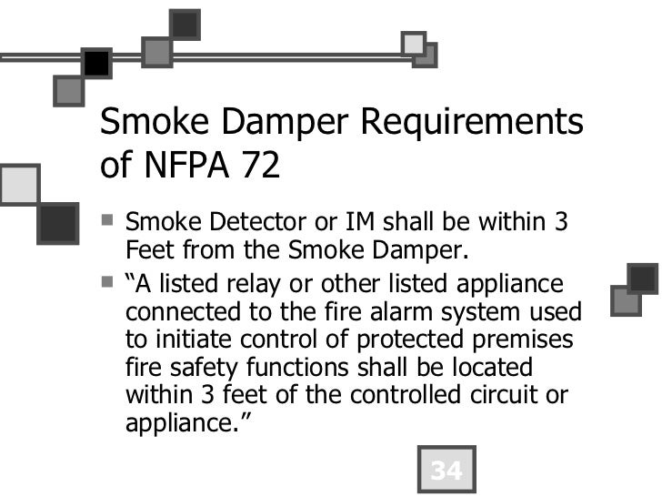 Control Relay Wiring Diagram For Fire Dampers - Circuit Diagram ...