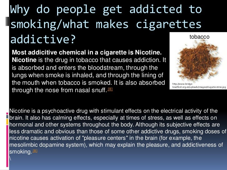 What Does Ats Mean >> Smoke kills