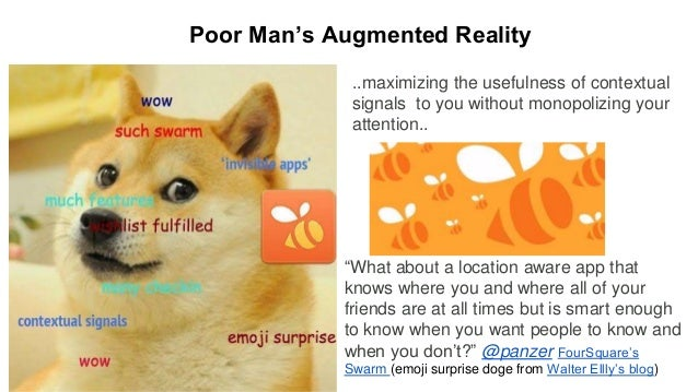 Smoke Signals: Community and Empathy in an Augmented World Slide 2
