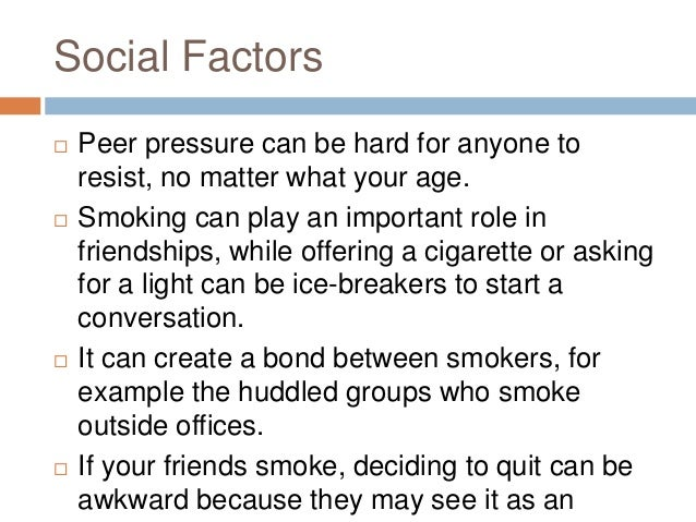 Cost of smoking to social care