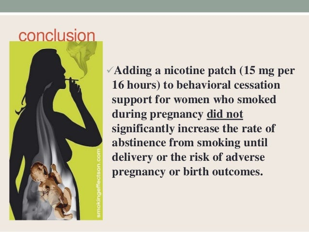 smoking cessation in pregnancy Wwwasthoorg 1 smoking cessation strategies for women before, during, and a er pregnancy recommendations for state and territorial health agencies.