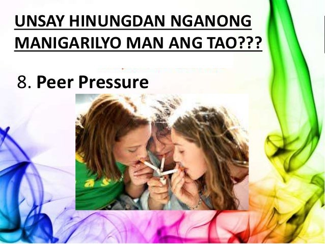 epekto ng peer pressure Avoiding negative peer pressure youth voices grown-up choices understanding peer pressure save encouraging and empowering students with positive life skills while.