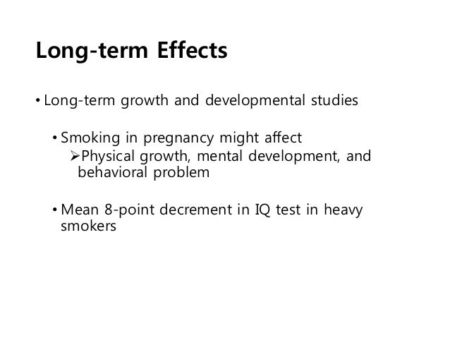 Long Term Effects Of Smoking >> Cdc Health Effects Smoking During Pregnancy Smoking Tobacco Use