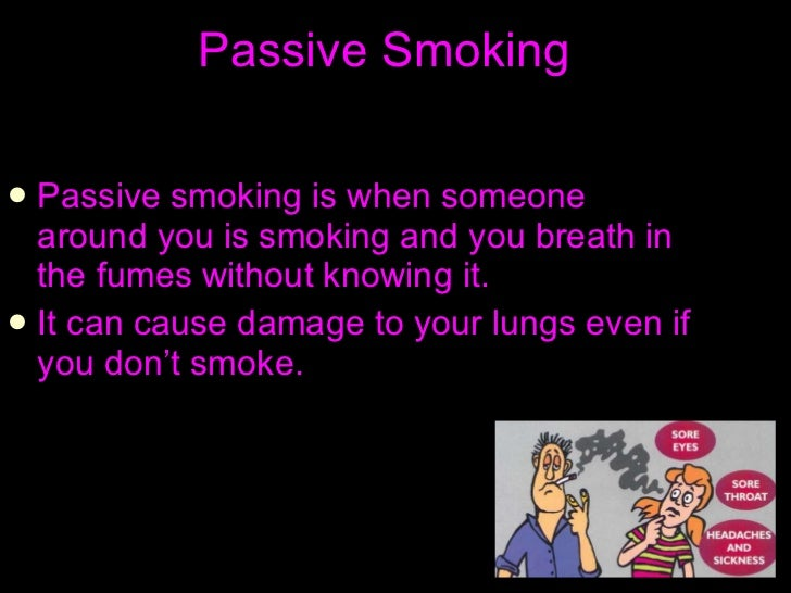 smoking powerpoint